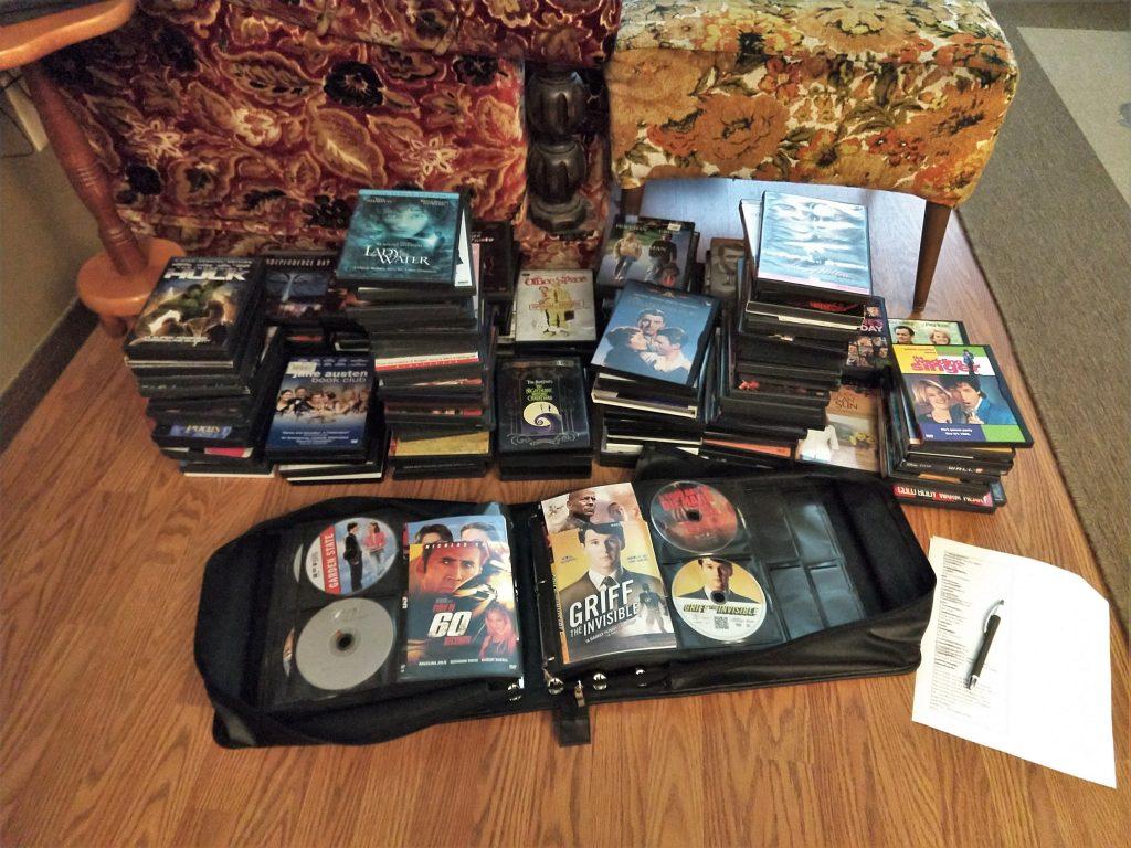 DVD Binder Case